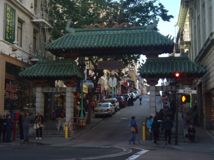 Frisco's China Town