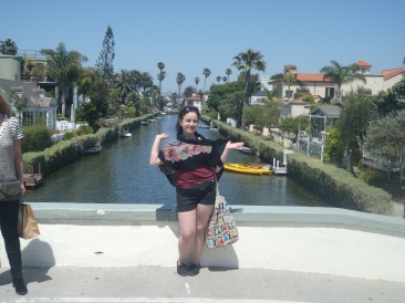 The Canals @Venice